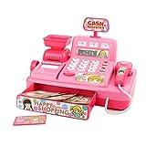 16MG Pretend & Play Calculador - Caja registradora para niños - Juguete clásico - Casa de juguete - Caja registradora - Juguete - Chunseng say Good