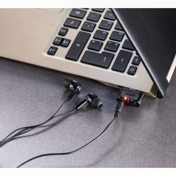 Hama Premium-USB-C-Adapter für 3,5 mm Klinkenstecker, mit integriertem Mikrofon