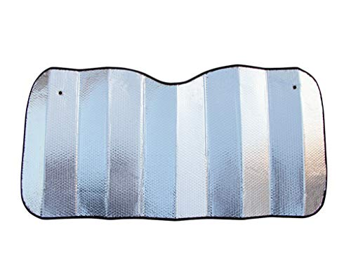 C-J-Xin auto zonnebrandcrème Isolatie doek Isolatie Board SUV auto kan worden gebruikt Aluminium folie Voorruit Zonnescherm Grootte 140 * 70CM auto zon schaduw