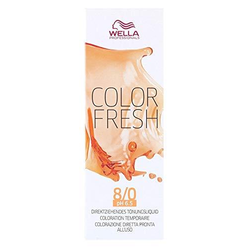 Wella Color Fresh 8/0, 75 Ml