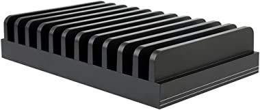 Storage Chests Mobile Phone Storage Box Multi-Card Mobile Phone Charging Stand Desktop Storage Rack Tablet Storage Rack (Colo