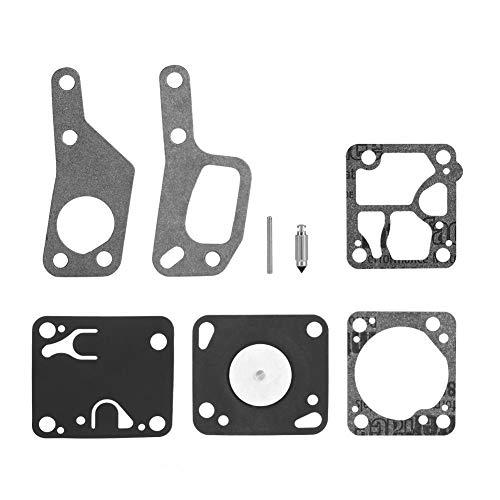 KSTE Carburateur Rebuild Kit Carb reparatiegereedschap compatibel met Walbro MDC McCulloch Mini Mac kettingzaag K1-MDC