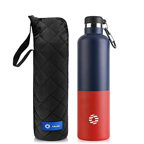 FJbottle Insulated Water Bottle 34 oz with Durable...