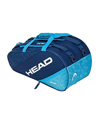 Head PALETERO Elite Padel SUPERCOMBI Azul: Amazon.es: Deportes y ...