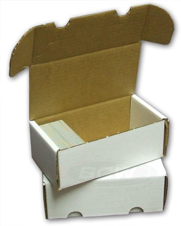 400 Count Storage Box (Qty = 100)