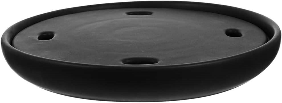 El Paso Mall HEMOTON Sushi Serving Tray Round Plate Ceramic Ranking TOP10 Ice Coo Dry