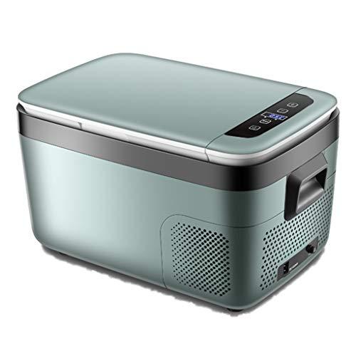 Refrigeradores para Automóvil Mini Refrigeradores, para Automóvil Y para El Hogar Congelación Y Refrigeración De Doble Propósito Congelador Pequeño