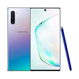 Samsung Galaxy Note10+ Mobile Phone; Sim Free Smartphone - Aura Glow (UK Version) (B07VYS2M9D) | Amazon price tracker / tracking, Amazon price history charts, Amazon price watches, Amazon price drop alerts