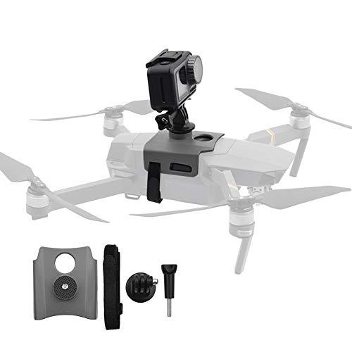 FUQUANDIAN 360 Grados Soporte de Montaje del sostenedor for dji Mavic 2 Cámara Pro Ampliar Drone Adaptador de Soporte for GoPro Acción Accesorios Cámara Deportes Accesorios de Soporte