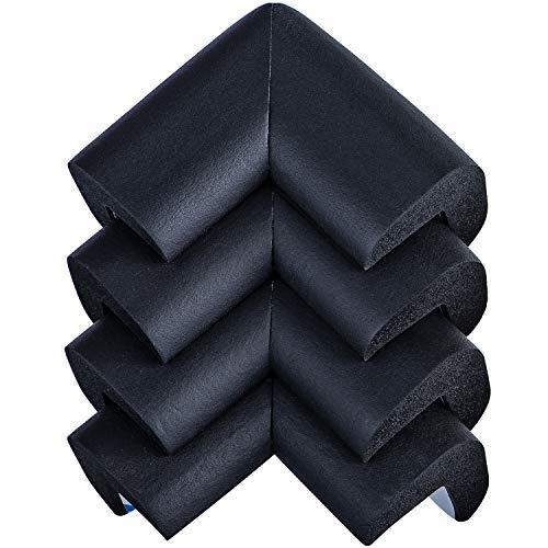 Hug Bébé Eckenschutz Kantenschutz, Geruchsneutral Selbstklebend Eckenschützer für Tisch Möbel und Ecken