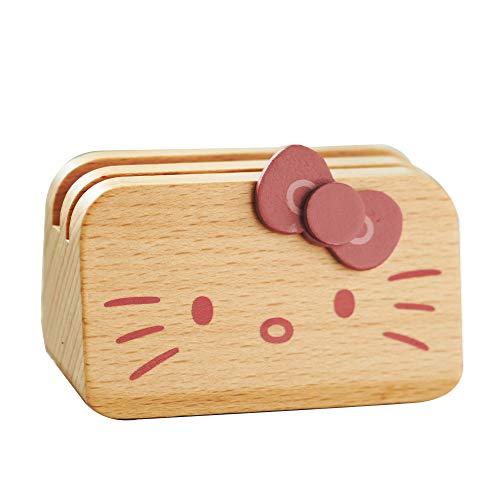 ハローキティ メモスタンド ニチガン HELLO KITTY 木製雑貨 ハローキティ雑貨シリーズ HK11