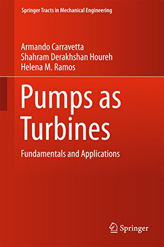 Pumps as Turbines: Fundamentals and Applications (Springer Tracts in Mechanical Engineering) (English Edition)