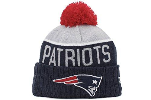 Mens New England Patriots NFL 2015 Sport Knit Hat