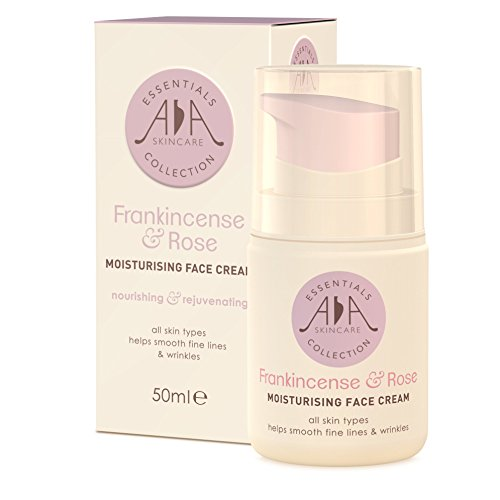 Amphora Aromatics AA Skincare Frankincense & Rose crema hidratante facial 50 ml