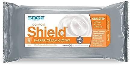 Comfort Shield® Incontinence Barrier Cream Cloths - Each (1 Pack, 8 Cloths)