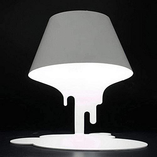 Deckenleuchte - Modern, minimalistische, Dumping Farbeimer LED-Schreibtischlampe, Dumping Farbeimer Glas LEDNightlight mit voller Eisen Lampen-Körper for Schlafzimmer, Wohnzimmer, Dekoration, Geschenk