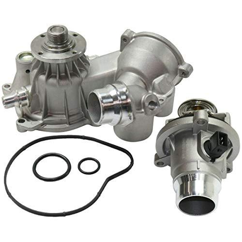 New Replacement for OE Kit Water Pump fits 745 760 E65 7 Series BMW 745Li 745i 760i 760Li 2003-2008