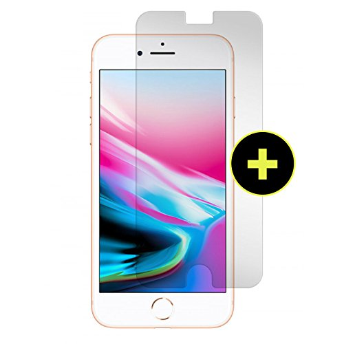 Gadget Guard Black Ice Plus Sapphire Edition Extra Strength Tempered Glass Screen Protector for iPhone 6/6S/7/8 - VTBIPSC208AP21V