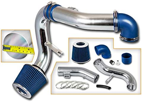 Rtunes Over item handling ☆ Credence Racing Cold Air Intake Kit + BLUE Compatible Filter Combo