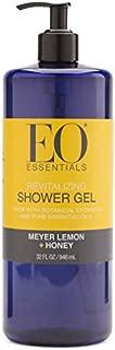 EO Meyer Lemon Plus Honey Shower Gel 32 Ounce