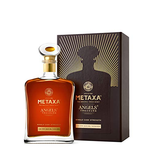 Photo of Metaxa The Original Greek Spirit Angels' Treasure Single Cask Strength, 70 cl