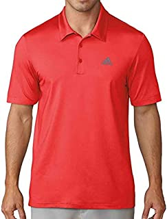 adidas 2018 Ultimate365 Solid Polo | Hi-Res Red | SM
