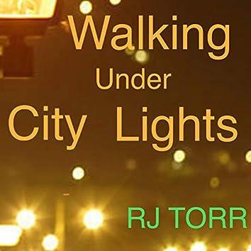 Walking Under City Lights
