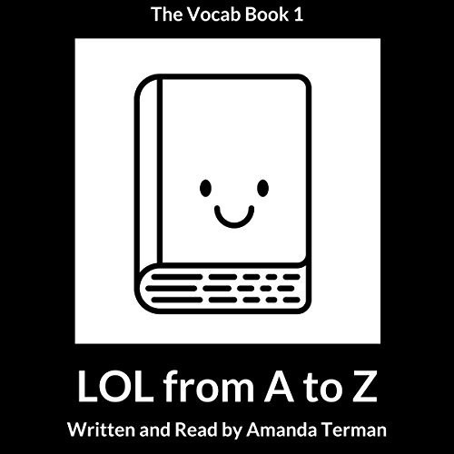 LOL from A to Z audiobook cover art