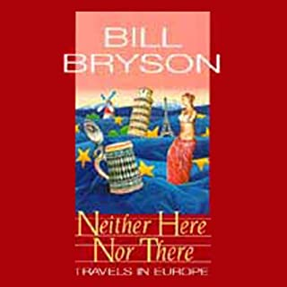 Neither Here Nor There audiobook cover art