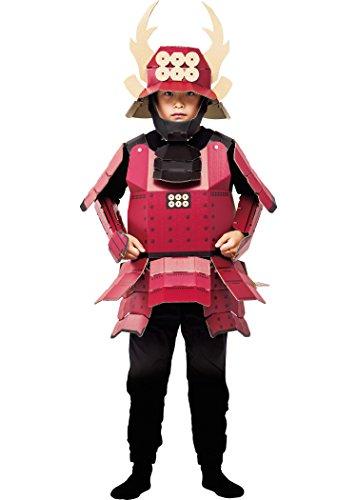 着れちゃう! ダンボール 甲冑 真田幸村 キッズコスチューム 男女共用 100cm-120cm