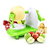 Apple-Schäler, 3 in 1 Multifunktions-Kurbel-Frucht-Gemüse-Schneidemaschine Home Küche Kreative Einfaches Frucht-Schälgerät