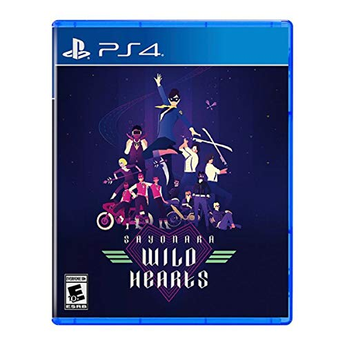 Sayonara Wild Hearts iam8bit Physical Edition - Playstation 4