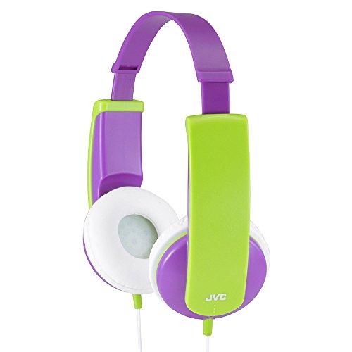 JVC HAKD5V Kids Headphones - Violet