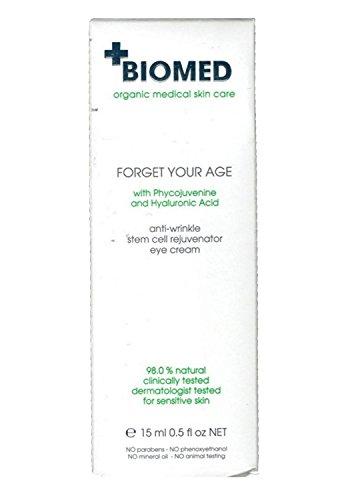 BIOMED Vergiss dein Alter Augenpflege Creme 15 ml