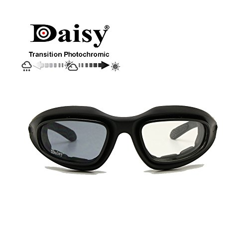 EnzoDate Daisy One C5 Military Dirt Bike ATV Goggles...