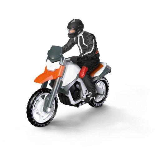 SCHLEICH 42092 - Motorrad mit Fahrer
