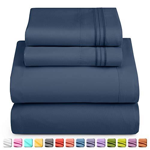 Nestl Luxury Queen Sheet Set - 4 Piece Extra Soft...