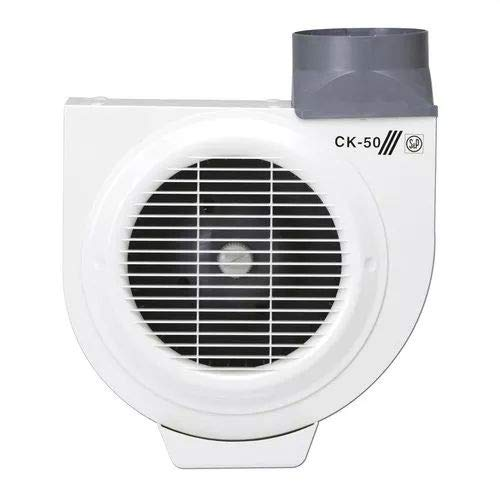 Soler & Palau CK-50 - extractores (Duct, Cocina, Color blanco, 480 m³/h, 1050 RPM, 52 Db)