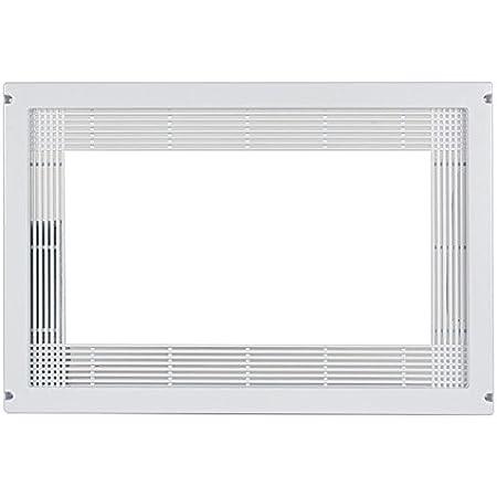 578Y10 Cadre pour microonde Blanc 40 x 60 cm
