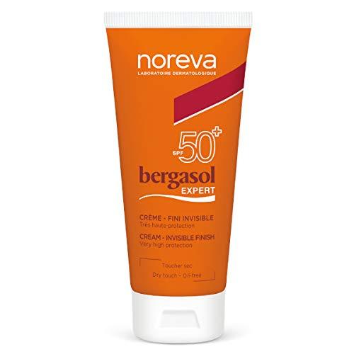 Noreva Bergasol Expert Crème Fini Invisible SPF 50+ 50 ml