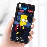 Divinity Flex Phone Case Rubber Gel Cover for iPhone 11 Pro Xs Max XR X 8 7 6s 5 Plus SE,Galaxy S10 S10+ S9 S9+ S8 S8+ S7 Edge Plus Note 8 Flexible TPU Frame (Flex, iPhone 11)