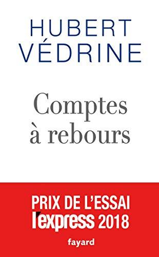 Comptes à rebours: 2013-2018