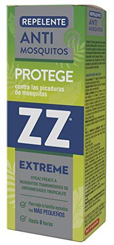 ZZ   Repelente Antimosquitos  Contiene IR3535 Especialmente Indicado Contra Mosquitos Transmisores de Enfermedades Tropicales  Niños a Partir de 1 Año   8 Horas de Protección   Contenido: 75 ml