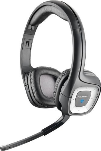 New-Plantronics AUDIO995 - .Audio 955 USB Wireless Stereo Headset w/Noise Canceling Mic - PLNAUDIO995