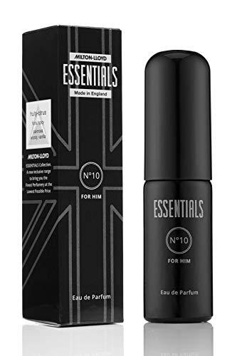 Milton-Lloyd ESSENTIALS No 10 - Fragrance for Men - 50ml Eau de Parfum