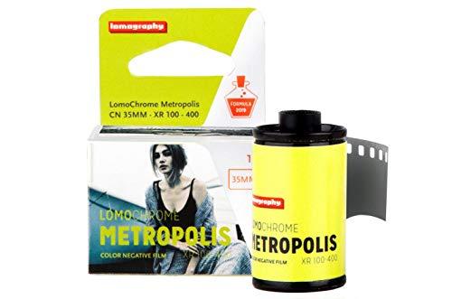 LomoChrome Metropolis - Marca de agua (35 mm, ISO 100-400)