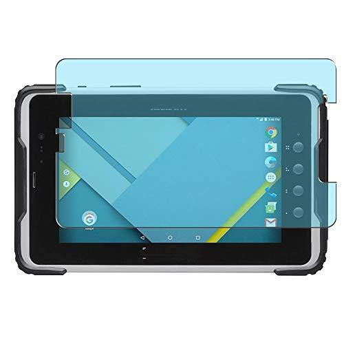 Vaxson 2 Stück Anti Blaulicht Schutzfolie, kompatibel mit Handheld ALGIZ RT7 ETICKET 7