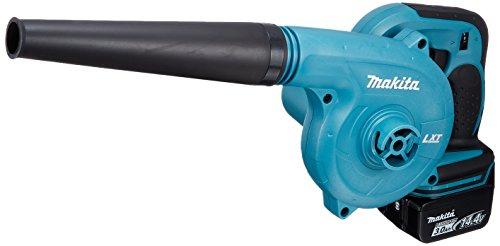 マキタ 充電式ブロワ(14.4V)  送風・集じん両用  3Ahバッテリ・充電器付 UB142DRF