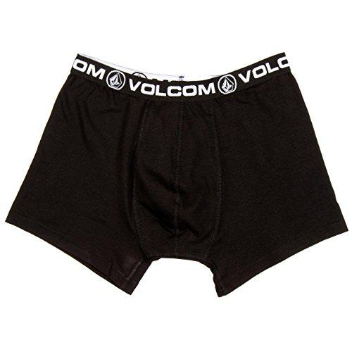 Volcom Herren Circle Stone Knit Boxer Brief Boxershorts, Schwarz (Black), X-Small (Herstellergröße: XS)