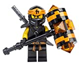 LEGO Ninjago: Cole Secretos del Spinjitzu Prohibido